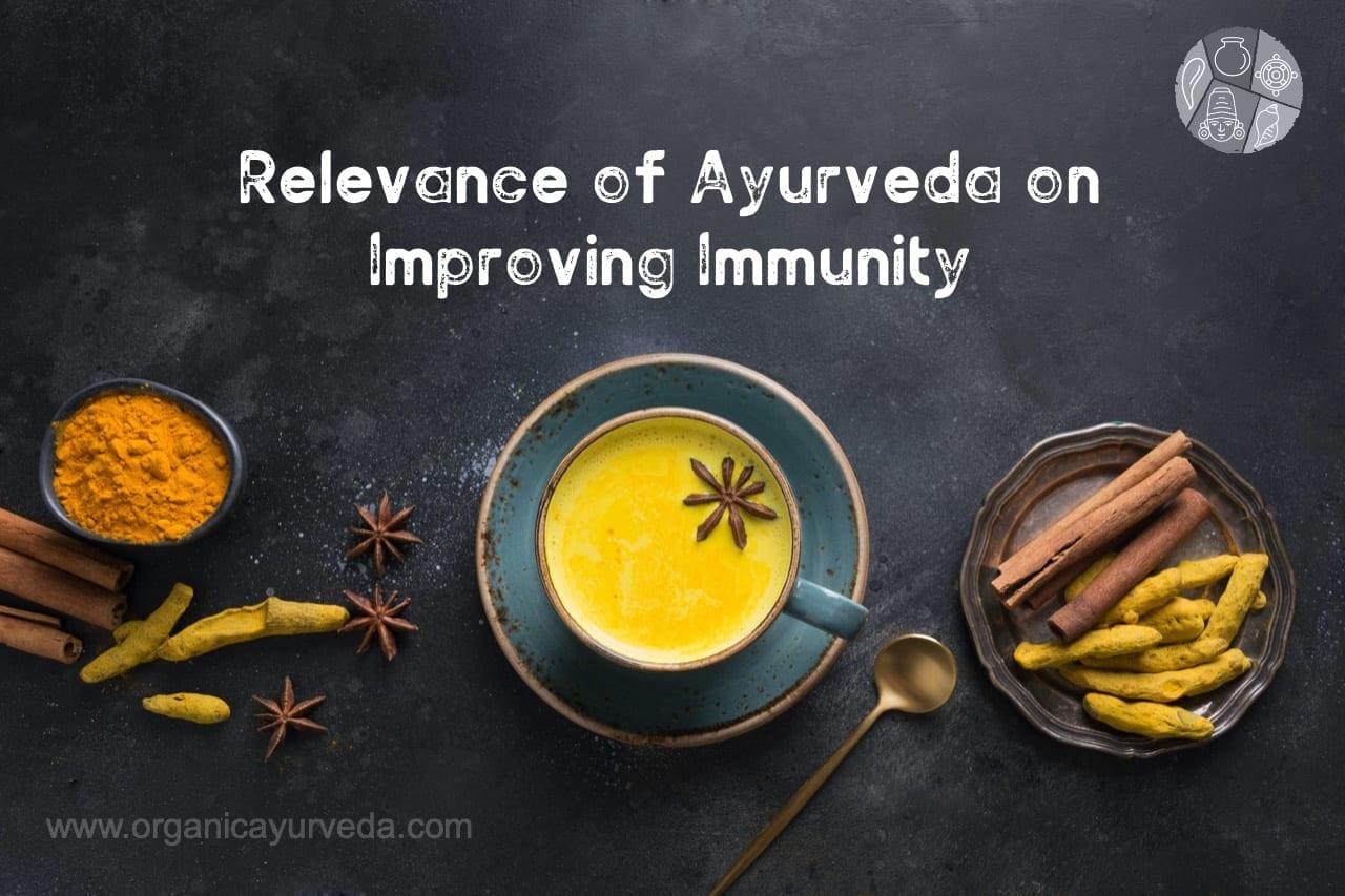 Covid19 Pandemic: Relevance of Ayurveda On Improving Immunity